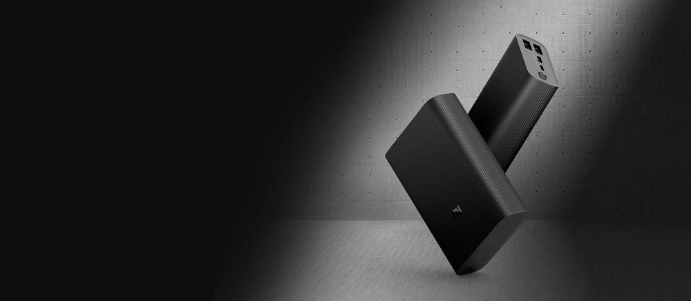 Power banka Xiaomi Mi 10000 mAh Power Bank 3 Ultra Compact