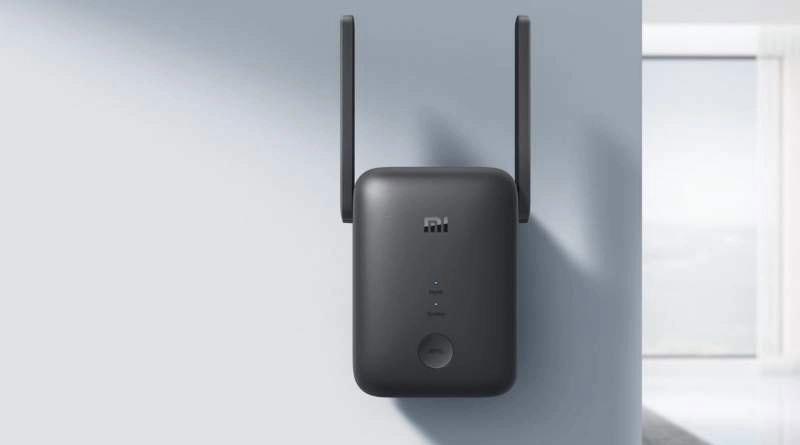Xiaomi Mi WiFi Range Extender AC1200: nový zesilovač Wi-Fi