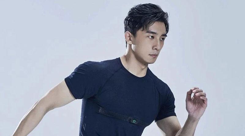 Xiaomi Mijia ECG Sport T-shirt: sportovní tričko, které měří EKG