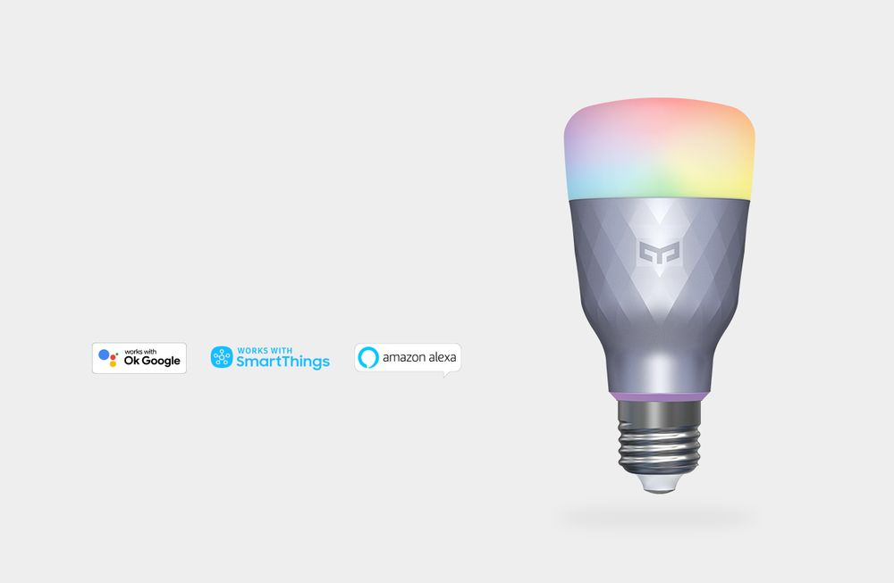Chytrá žárovka Yeelight Smart LED Bulb 1SE (barevná)