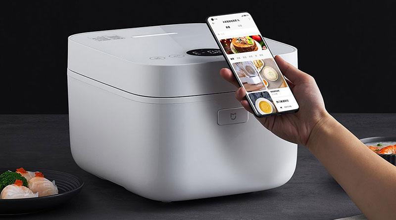 Xiaomi Mijia Smart Rice Cooker 3L: nová verze rýžovaru s NFC