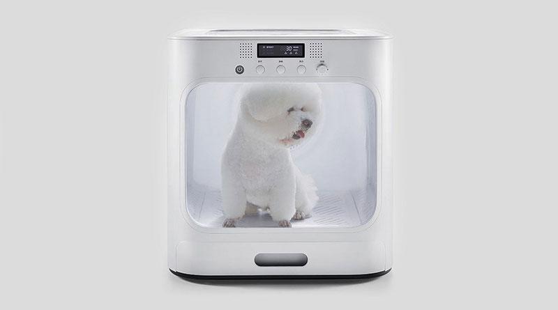 Xiaomi Pet Drying Box: sušička pro domácí mazlíčky