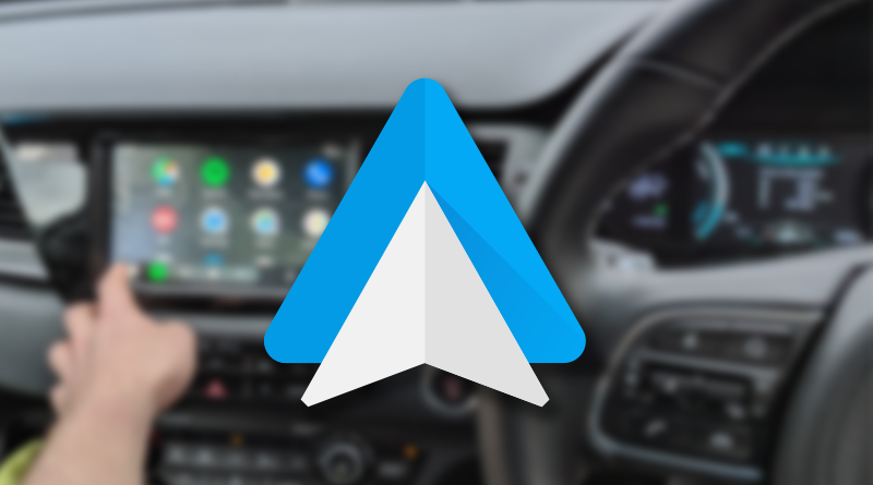 Android Auto - náhled