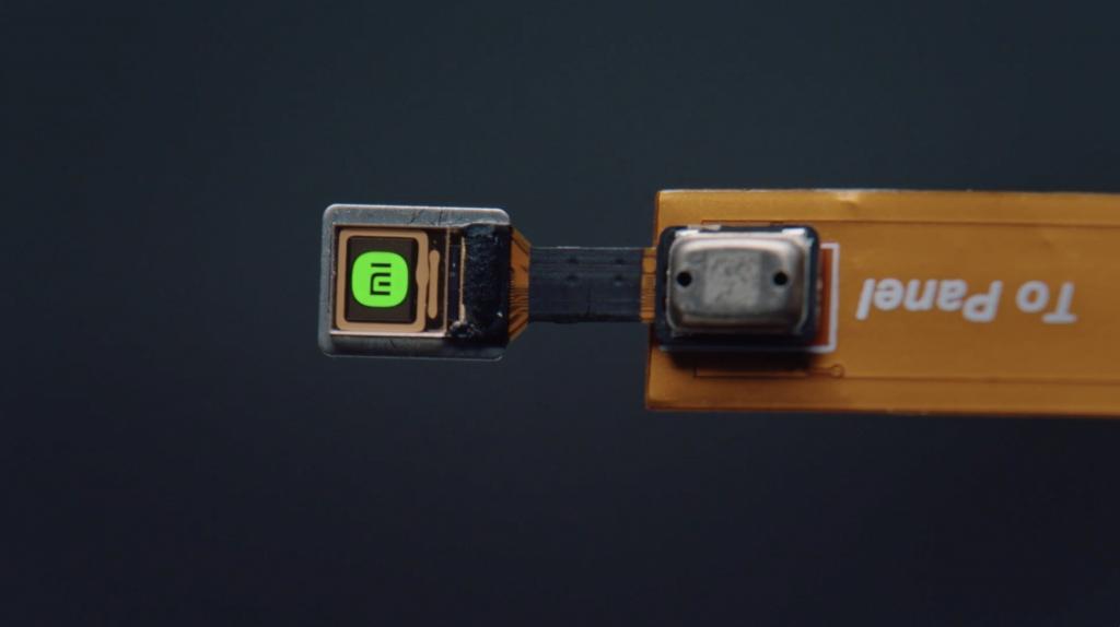 Chytré brýle Xiaomi využívají zobrazovací technologii MicroLED