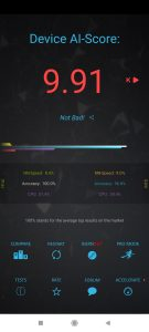 Redmi 10 - benrchmark AI benchmark