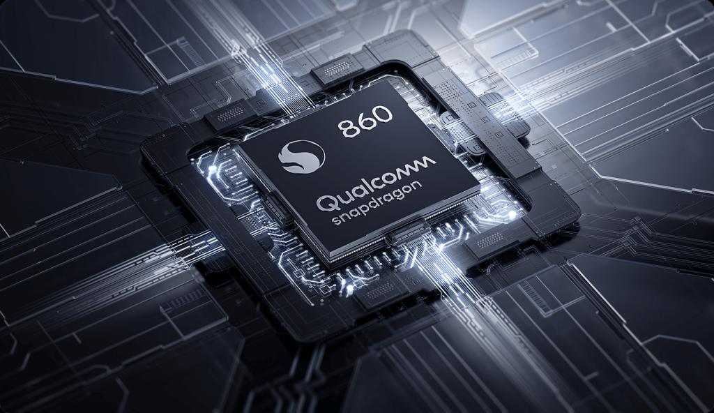 Tablet pohání Qualcomm Snapdragon 860
