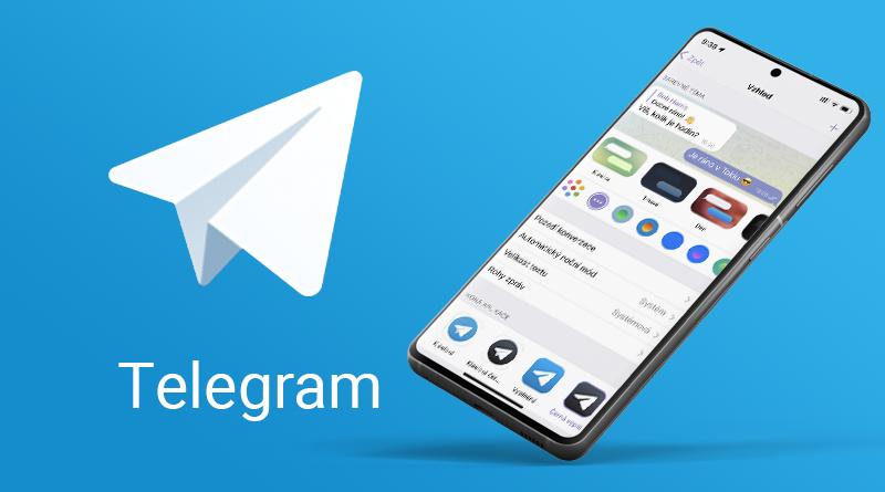 Telegram přináší s aktualizací zajímavé novinky