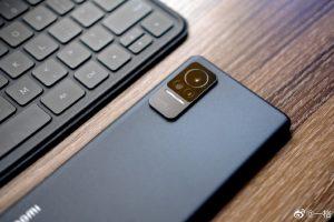 Xiaomi Civi - černý 1