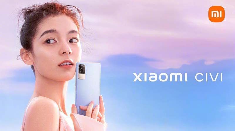 Xiaomi Civi oficiálně! Nabídne 120Hz displej, rychlonabíjení a skvělý design