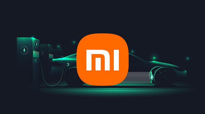 Elektrické auto s logem Xiaomi