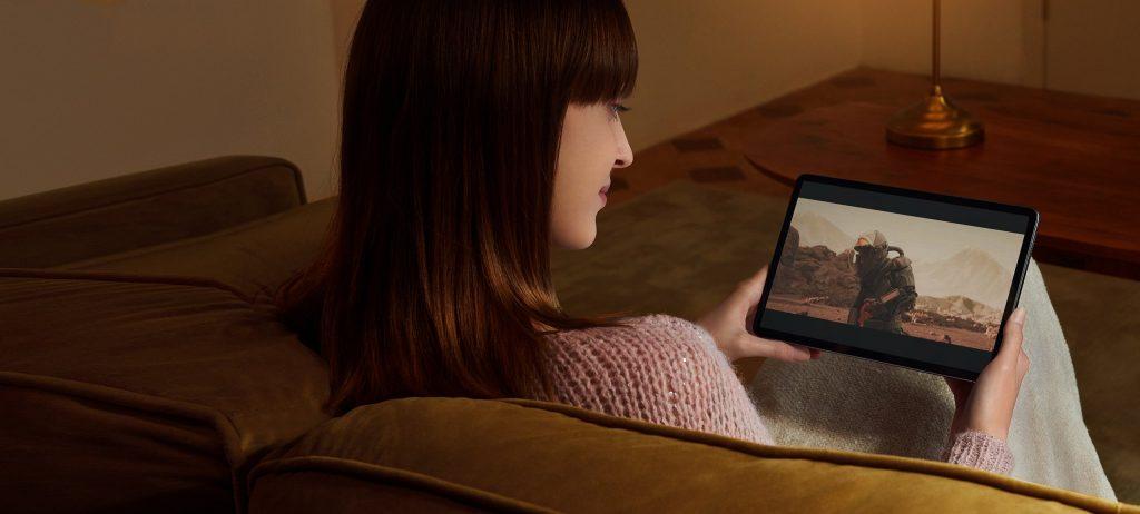 Xiaomi Pad 5 má podporu všech významných streamovacích služeb