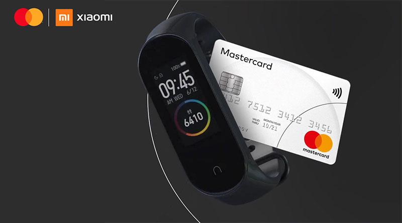 Jak funguje placení náramkem Xiaomi Mi Band s NFC?
