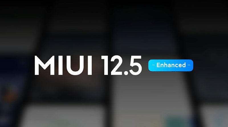 MIUI 12.5 Enhanced Edition dostane i několik telefonů Redmi Note