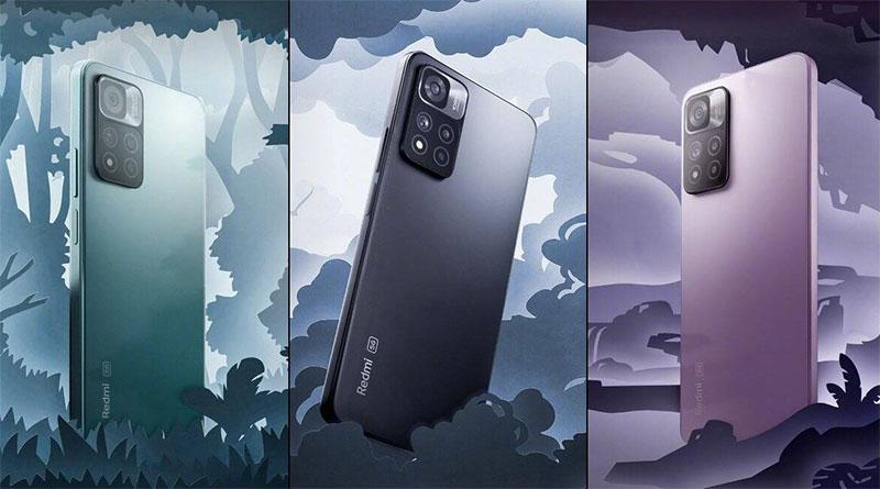 Nová řada telefonů Redmi Note 11 přichází s modely 5G, Pro a Pro+