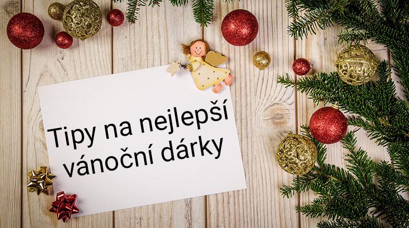 Tipy na nejlepší vánoční dárky do 1000 Kč [Vánoce 2021]