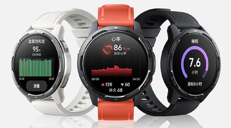 Xiaomi Watch Color 2: nové chytré hodinky s podporou 117 sportů