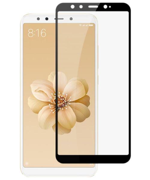Ochranné tvrzené sklo s rámečkem pro Xiaomi Mi A2 (OEM)